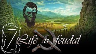 Farming, Hunting, Killing! | Life Is Feudal Part 7