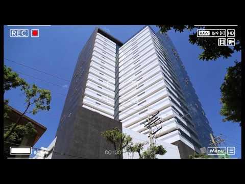 MANHATTAN OFFICE SANTOS   Andamento da obra 03/2016