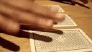 truco de mentalismo con cartas revelado