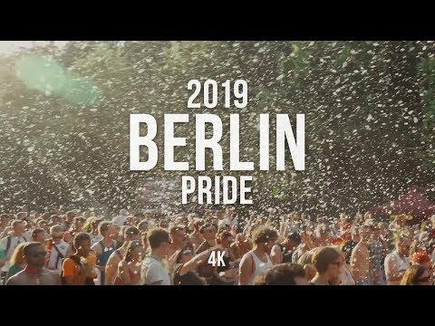 2019 Berlin Pride In 4k (Official)