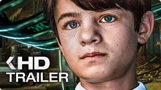 ARTEMIS FOWL Trailer German Deutsch (2019)
