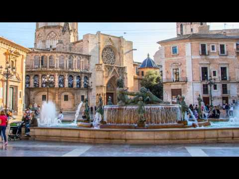 Valencia - Spain - city overview - must see attractions