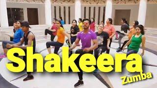 Shakira | welcome to karachi | zumba fitness workout by amit