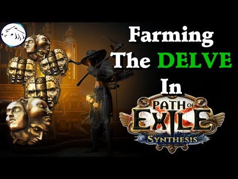 Path Of Exile - Delve Farming For Currency In Synthesis