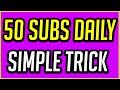 How to Get 1,000 Subscribers Automatically [Yive 2019]