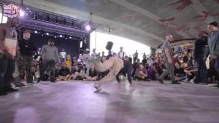 House Of PainT Bboy Battles - Semi Finals - Funk League vs Floor Assassins Militia