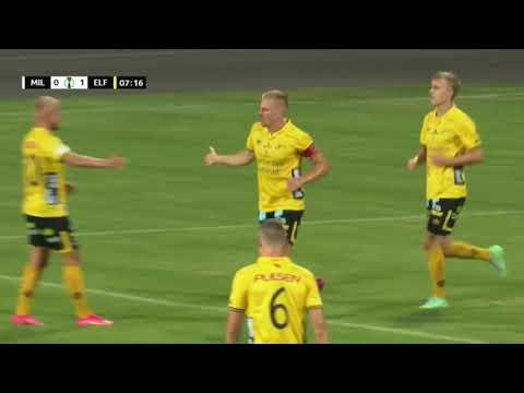 Milsami Elfsborg Goals And Highlights