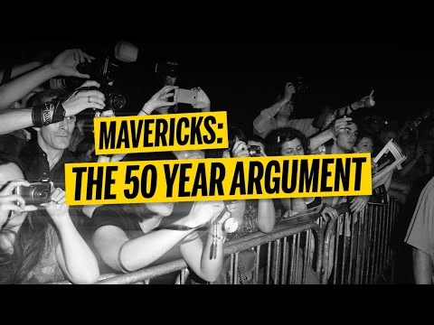 MARTIN SCORSESE on belonging to New York from THE 50 YEAR ARGUMENT | Mavericks | Festival 2014