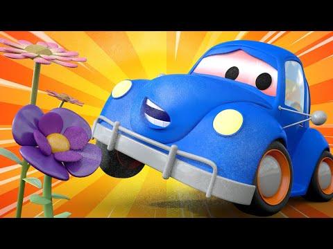 Автомойка Эвакуатора Тома - СТАРИНА Генри надышался ПЫЛЬЦЫ - детский мультфильм
