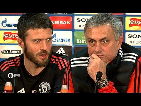 Jose Mourinho DESTROYS FRANK DE BOER! MAN UNITED vs SEVILLA Full Press Conference