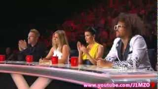 Joelle & Jiordan Tolli - Bottom Two Sing-Off - Week 5 - Live Decider 5 - The X Factor Australia 2013