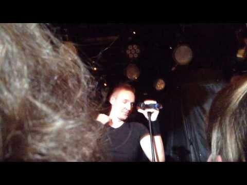 Poets of the Fall - Carnival of Rust + Lift + Outro (Live On MS Gabriella, 01.01.2014)