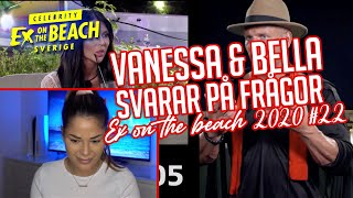 REAGERAR PÅ EX ON THE BEACH | EP 22 *BELLA & JESPER RYKER IHOP*