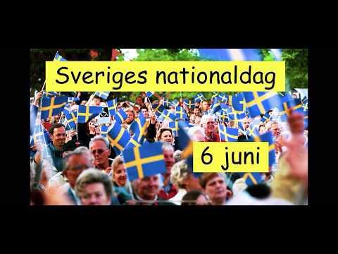 Sveriges nationaldag för
