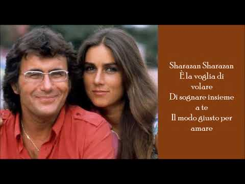 Sharazan Al Bano Romina Power Lyrics Youtube