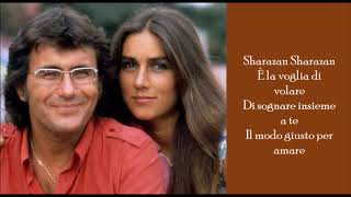 Sharazan - Al Bano & Romina Power - (Lyrics)