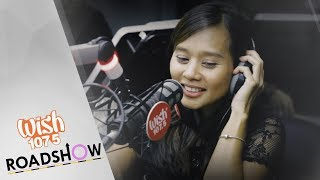 Roadshow Interview: Kitchie Nadal on Wish 107.5
