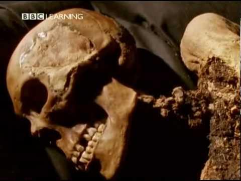 part 2 - Indo-European mummy in the Altai