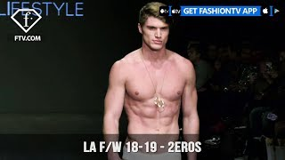 2eros Hot Men Los Angeles Fashion Week Fall/Winter 2018-19 | FashionTV | FTV