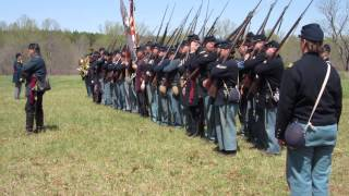 Appomattox Courthouse 150th Anniversary Part 1 of 4