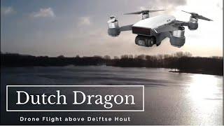 Drone beelden van het Delftse Hout - Drone beelden #2 | Delft |