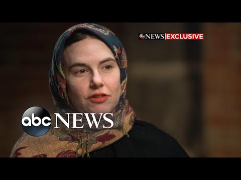 American hostage mom speaks out about years in Taliban captivity