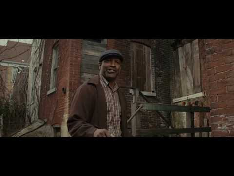 Denzel Washington talking about death - Fences 2016 streaming vf