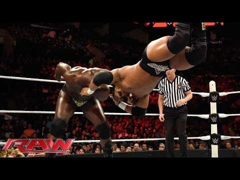 Dolph Ziggler & The Prime Time Players vs. The New Day: Raw, June 1, 2015