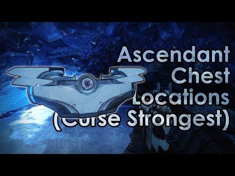 Destiny 2: Ascendant Chest Locations (Curse Strongest) - The Dreaming City