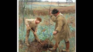 George Clausen Paingtings cover by BACH : Ich rul