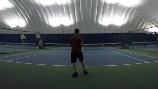 3/25/18 Tennis - Match Highlights