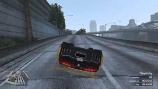 GTA5 - Online Siz Görürsünüz Wallride yarışlar   w/tamer berke sarıkaya