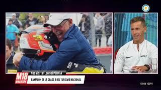 Leonel Pernía en #Maratón2018 (2 de 3)