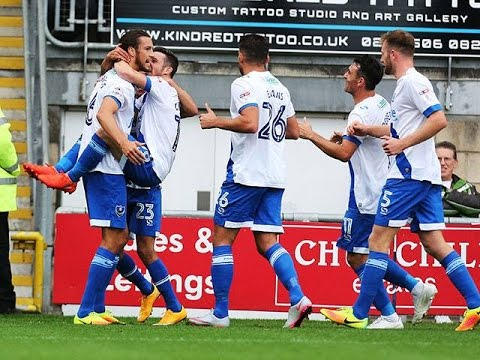Highlights: Leyton Orient 0-1 Portsmouth