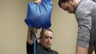 Symphonie Aqua System: Casting a Patient