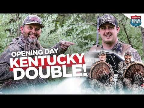 Turkey Hunting with Michael Waddell in Kentucky   Realtree Road Trips