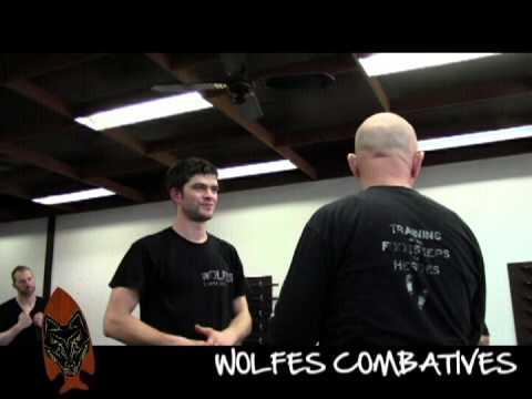 Rising Block, Brachial Stun | Wolfes Combatives