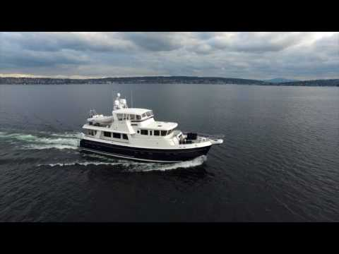 Selene 66' Yacht Tour. On Board one of the finest trawler yachts around