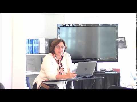 Stead Seminar - Professor Nadia de Araujo, PUC-Rio de Janeiro, Brasil