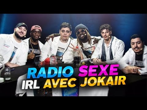 Youtube: RADIO S*XE IRL, LE RETOUR DE JOK'AIR