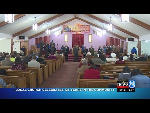 Messiah Missionary Baptist Church celebrates 125 years