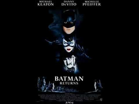 Batman Returns OST The Children's Hour