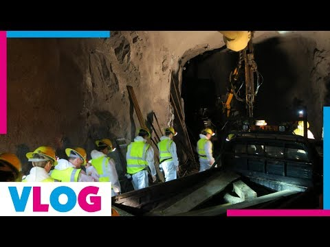 My Ireland Geology Trip to an Active Underground Mine!!