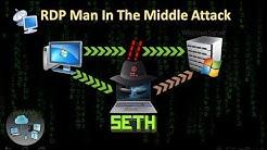 Solving Vulnerabilities - RDP MitM