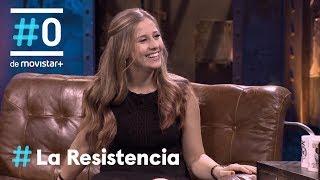 LA RESISTENCIA - Entrevista a Desirée Vila | #LaResistencia 16.01.2019