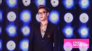 111028 hallyu beach concert - Turn it up(BIGBANG TOP solo).avi