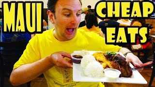 best foods to eat in honolulu