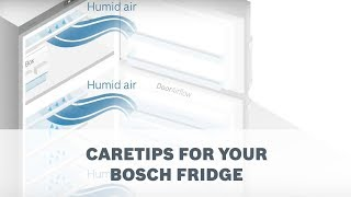 3 important tips to take care when using Bosch fridge