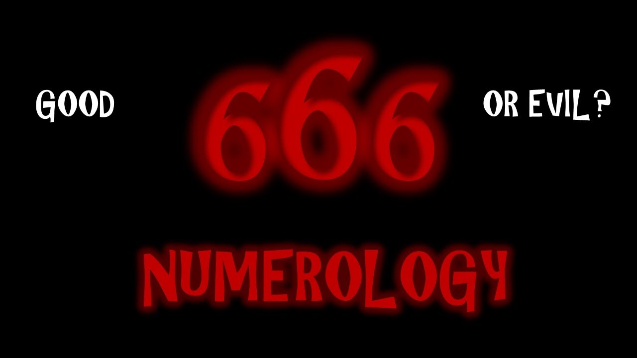 Numerology Angel Number 666 the True Meaning