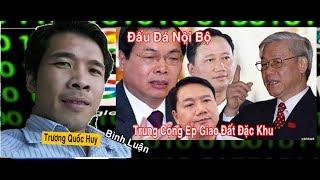 Trung Cộng Bất Ngờ Ra Sức Ép Thanh Trừng Nội Bộ Trong Đảng Cộng Sản Việt Nam Như Thế Nào ?